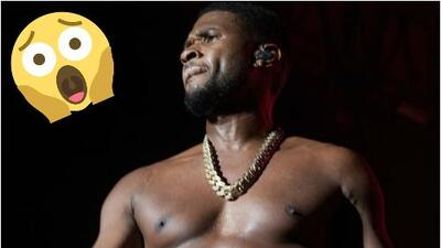 Usher a tribunales: lo acusan de intento de contagio de herpes