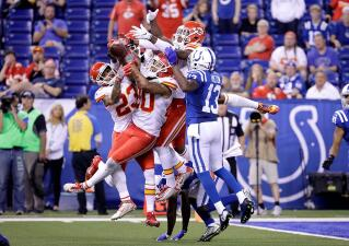 ¿Podrán los Chiefs vencer por primera vez en los Playoffs a los Colts?