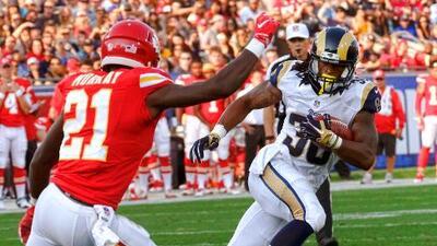 ada6d3054d88b México no debe menospreciar el juego NFL 2018  Kansas City Chiefs vs. Los  Angeles Rams