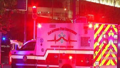 Autoridades registran una balacera al centro de San Antonio