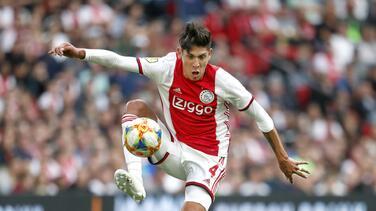 Edson Álvarez no se va: Ten Hag dice que el mexicano seguirá en el Ajax