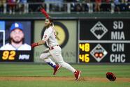 El 'loco-no tan loco' plan de Bryce Harper para iniciar la MLB