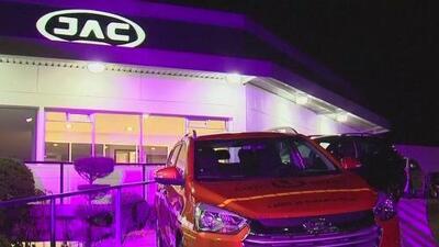 JAC Motors, asociada con Carlos Slim, planea tener listo su primer prototipo de carro eléctrico para finales de 2017