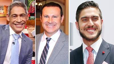 Queremos que Alan y Johnny sean todos unos 'fashionistas' como Rodolfo Landeros
