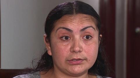 Por un error de escritura, esta hispana por poco pierde el dinero que quería enviarle a su familia en El Salvador