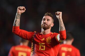 En fotos: el dominante paso de España aplasta al subcampeón mundial en UEFA Nations League