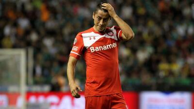 Carlos Esquivel confía en que Toluca superará mala racha en la liga
