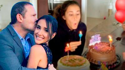 La espontánea petición de Alan Tacher para su hija Hannah en el día de su cumpleaños