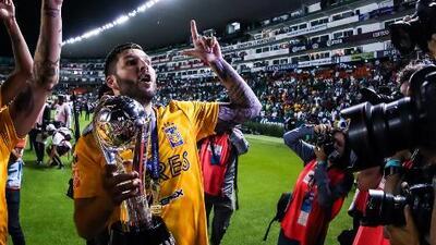 """André-Pierre Gignac: """"Mi deseo es retirarme en Tigres"""""""