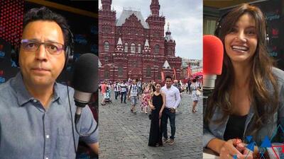Mexicano se enamoró de rusa durante el Mundial y regresó para casarse