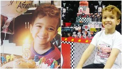 Hijo de Nacho cumple cinco años y lo celebran con increíble fiesta