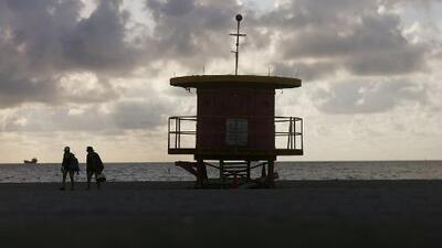 Pronostican un jueves caluroso en Miami con la posibilidad de chubascos y tormentas