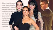 """""""Siempre has sido una dama"""": famosos reaccionan al duro mensaje de Paty Manterola sobre 'Luis Miguel, la serie'"""