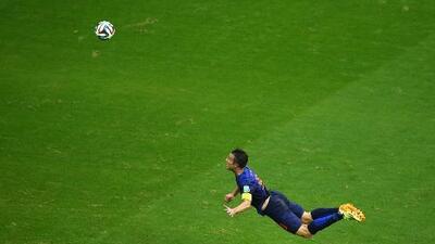 ¿Cuál es el mejor gol de las fase de eliminación del Mundial FIFA Brasil 2014?