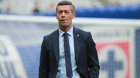 "Caixinha se dio un ultimátum contra Monterrey, si Cruz Azul quiere ""mirar hacia arriba"""