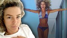 La protagonista de 'Café con aroma de mujer' fue hospitalizada por su obsesión con las dietas