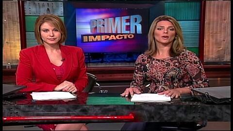 ¿Te acuerdas de ellos? Estas fueron las presentadoras de Primer Impacto en 25 años de programa