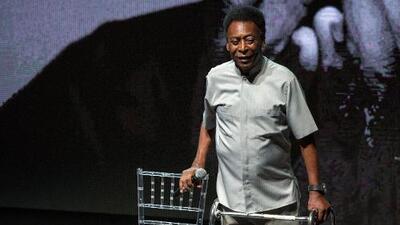 El mundo, en vilo por la salud de Pelé: medios aseguran que fue hospitalizado, su representante lo niega