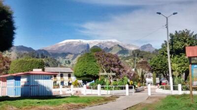 Sobrevivir a la furia del volcán: Así luce Armero, el pueblo arrasado por la erupción del Nevado del Ruiz hace 32 años