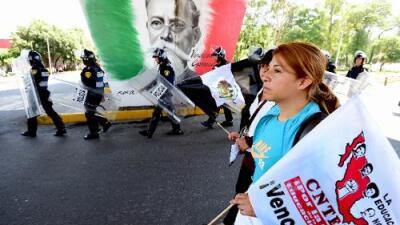 """Elecciones en México: """"Hay dinero para las campañas, pero no para las escuelas"""""""