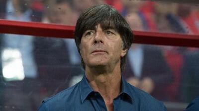"""Joachim Löw: """"México impone una gran dinámica de juego, nos espera un partido intenso"""""""
