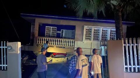 Otro fuerte sismo remece a Puerto Rico y deja la isla sin electricidad; declaran el estado de emergencia