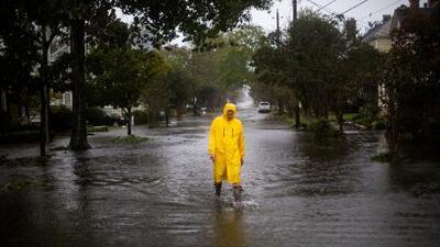 Florence deja a su paso lluvias e inundaciones: ¿Cuánto tiempo durará su azote?