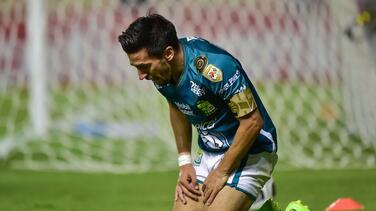 Navarro se queja sobre trato a futbolistas mayores de 30 años