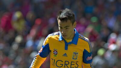 Lucas Zelarayán no hará el viaje a Guadalajara