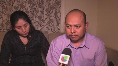 Padres del menor Gianni Salazar explicaron los detalles de la muerte de su hijo