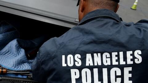 La división suroeste del Departamento de Policía de Los Ángeles estrena aplicación para dar y recibir información