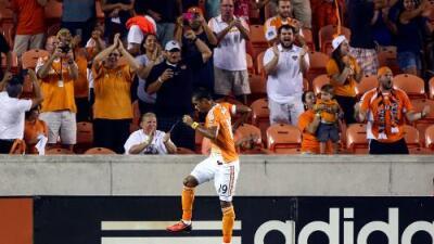 Houston Dynamo doblegó sin dificultad 3-1 a Portland Timbers con triplete de Mauro Manotas