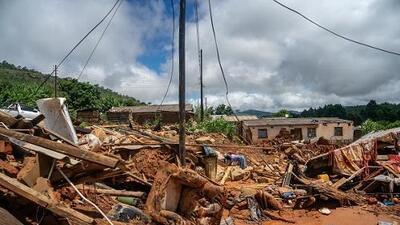 Ciclón deja más de 350 muertos en el sur de África