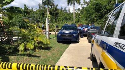 Hallan municiones y bolsas de droga en residencia donde murió niña en Morovis