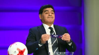"""Diego Maradona: """"Sin Messi estamos jodidos"""""""