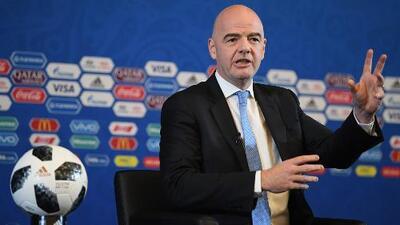 FIFA aprobó el uso del VAR en Rusia 2018