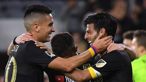 """""""Buenas energías y buen rollo"""" han permitido a Carlos Vela brillar con el LAFC"""