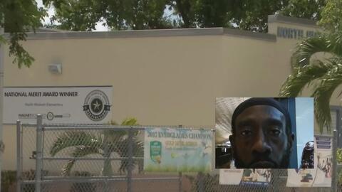 Exmaestro es señalado de amenazar a una escuela en el sur de Florida