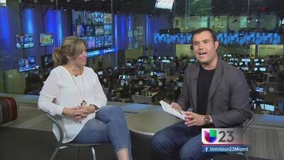"""Luz Maria Doria habla de su libro """"La mujer de mis sueños"""""""