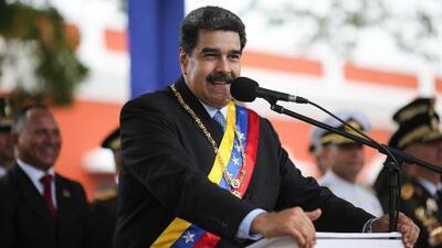 Maduro afirma que su canciller se reunió con un representante de la Casa Blanca para solucionar la crisis en Venezuela