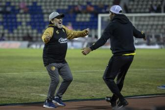 En fotos: Dorados se metió de nuevo a la Final del Ascenso MX y Maradona sueña otra vez