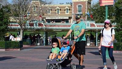 Disney sube los precios de las entradas a sus parques de Florida y California