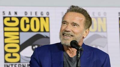 Arnold Schwarzenegger asegura que el presidente Trump está obsesionado con él