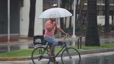 Condiciones del clima y temperatura en Miami