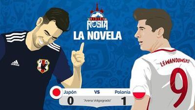 La Novela: Gracias al Fair Play, Japón calificó a octavos de final pese a perder con Polonia