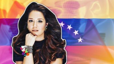 La actriz venezolana Daniela Alvarado confiesa que ha pasado hambre por la crisis que vive su país
