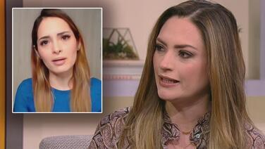 """Michelle Galván reacciona al arresto del hombre que acosó a su hermana Scarlett: """"No nos dimos por vencidas"""""""