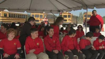 Comienza la construcción de un gran centro para South Florida Autism Charter School