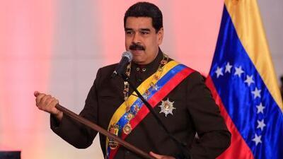 """Maduro promete responder a la """"amenaza imperial"""" de Trump"""