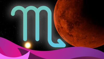 Venus está en Escorpión y nos llena de pasión, amor, sensualidad, celos y deseos posesivos.